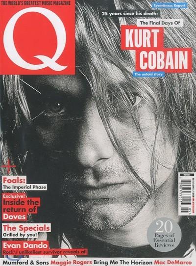 Q magazine (월간) : 2019년 05월