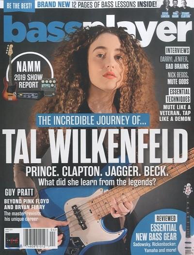 Bass Player (월간) : 2019년 04월