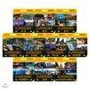 [초슬림종이케이스10종세트] 죽기 전에 꼭 가봐야 할 세계여행 (미국+중국+호주+뉴질랜드+브라질+멕시코+마야문명+아르헨티나+칠레/이스터섬/페루+태국/캄보디아/베트남) 10 DVD