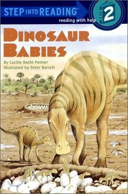Step Into Reading 2 : Dinosaur Babies