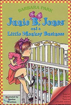Junie B. Jones 2 : And a Little Monkey Business