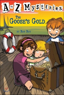 A to Z Mysteries # G : The Goose's Gold