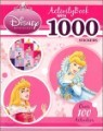 Disney Princess Activity Book with 1000 Stickers