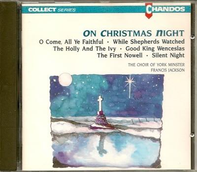 [수입] The Choir of York Minster /On Christmas Night