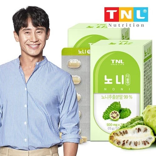 TNL뉴트리션 노니 타블렛 2박스 (총 2개월분)