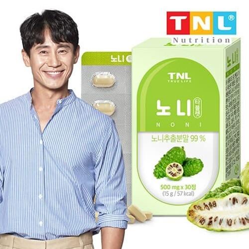 TNL뉴트리션 노니 타블렛 1박스 (1개월분)
