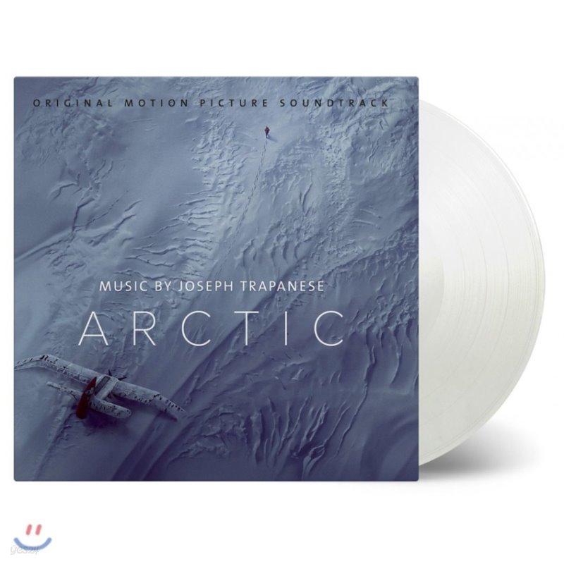 아틱 영화음악 (Arctic OST by Joseph Trapanese) [화이트 & 투명 믹스컬러 2LP]