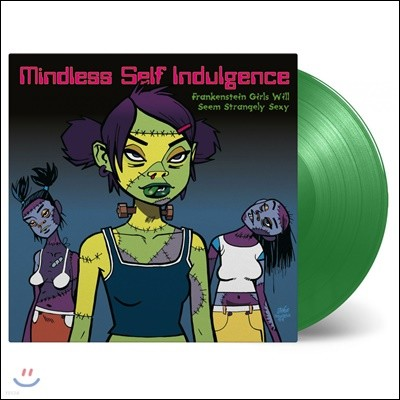 Mindless Self Indulgence (마인드리스 셀프 인덜전스) - Frankenstein Girls Will Seem Strangely Sexy 2집 [그린 컬러 LP]