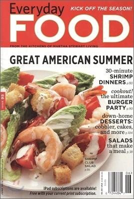 (Martha Stewart Living) Everyday Food (월간) : 2012년 6월