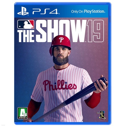 PS4 MLB THE SHOW 19 / MLB19 더쇼19 / 일반판