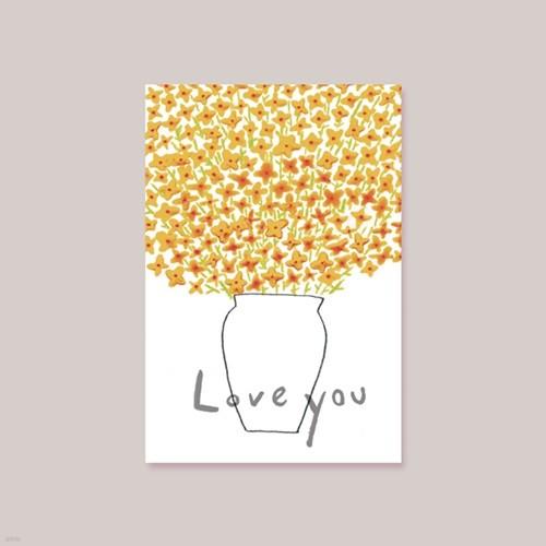 [카드] Love you