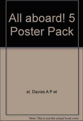All Aboard 5 : Poster Pack