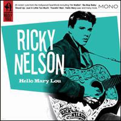 Ricky Nelson - Hello Mary Lou