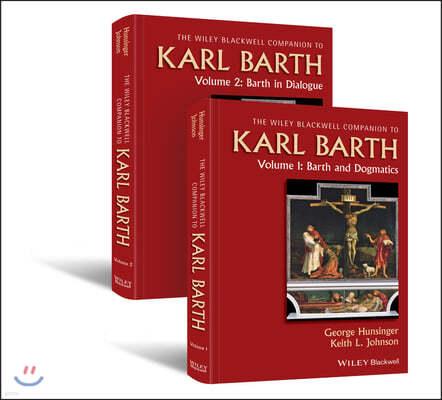 Wiley Blackwell Companion to Karl Barth