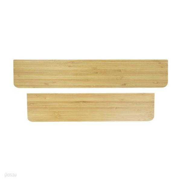 [제닉스] 대나무 손목 받침대 XPAM / 텐키리스 풀배열 키보드 팜레스트