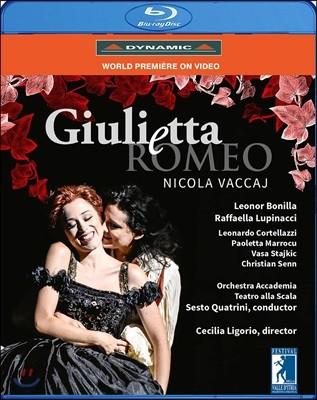 Leonor Bonilla 니콜라 바카이: 오페라 '줄리에타와 로메오' (Nicola Vaccaj: Giuletta e Romeo)