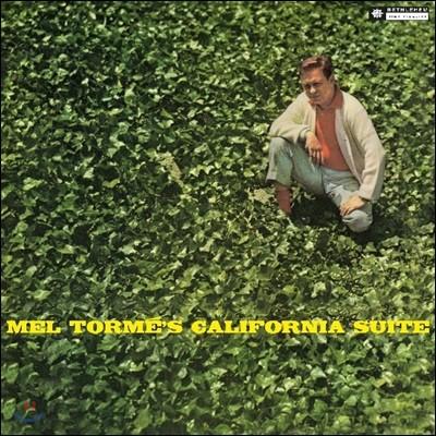 Mel Torme (멜 토메) - Mel Torme's California Suite [LP]