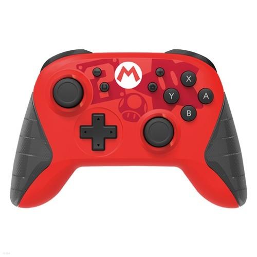 [스위치 주변기기]호리 무선 패드 for Nintendo Switch 슈퍼마리오