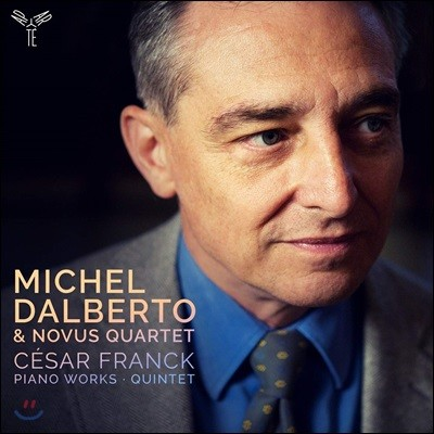 노부스 콰르텟 / Michel Dalberto 프랑크: 피아노 솔로 작품과 피아노 오중주 (Franck: Piano Works, Quintet)