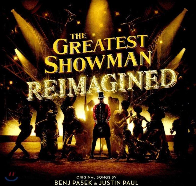 위대한 쇼맨: 리메이크 영화음악 (The Greatest Showman : Reimagined OST) [LP]