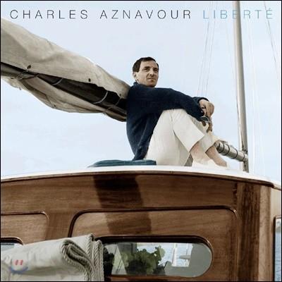 Charles Aznavour (샤를 아즈나부르) - Liberte [2LP]