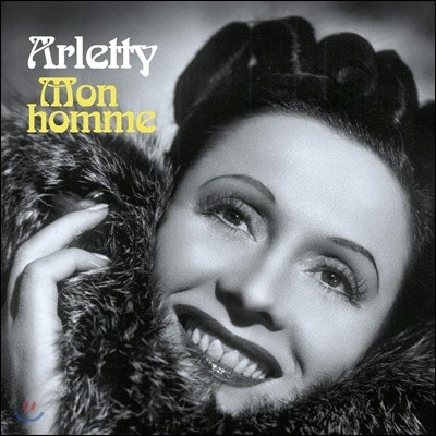 Arletty (아를레티) - Mon Homme [2LP]