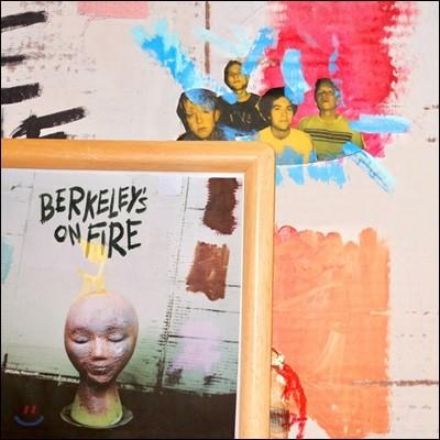 SWMRS (스위머스) - Berkeley's On Fire [LP]
