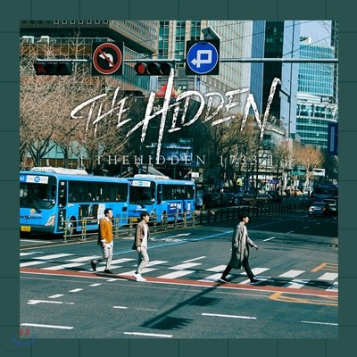 더 히든 (The Hidden) 1집 - The Hidden 1733