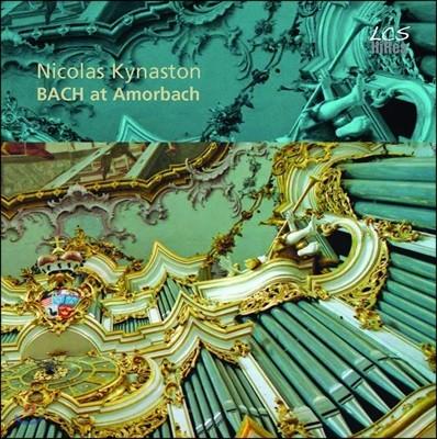 Nicolas Kynaston 오르간으로 연주하는 바흐 연주집 (Bach At Amorbach)