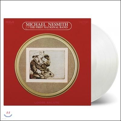 Michael Nesmith & The First National Band (마이클 네스미스 & 더 퍼스트 네셔널 밴드) - Loose Salute [투명 컬러 LP]
