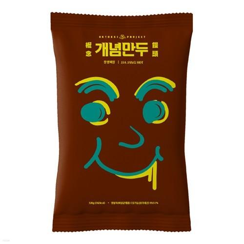 개념만두 청양짜장맛 324gx4개