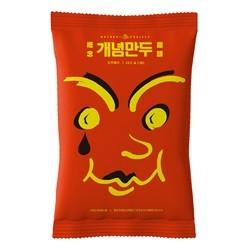 개념만두 불꽃마라맛 324gx4개