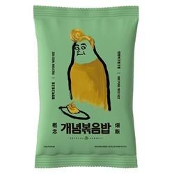 개념볶음밥 햄범벅크림크림맛 250gx4개