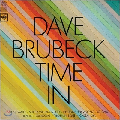 Dave Brubeck (데이브 브루벡) - Time In [LP]