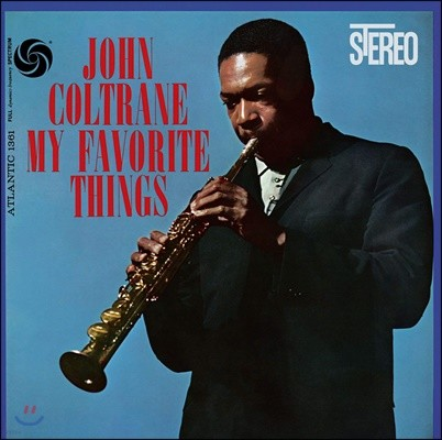 John Coltrane (존 콜트레인) - My Favorite Things [2LP]