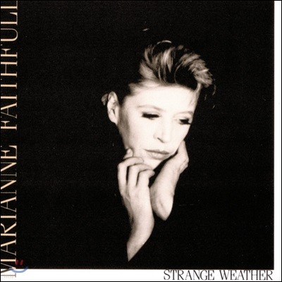 Marianne Faithfull (마리안느 페이스풀) - Strange Weather [2LP]