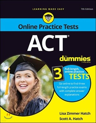 ACT for Dummies, With Online Practice