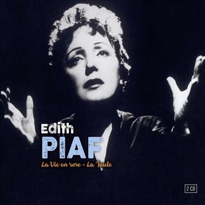 Edith Piaf - La Vie En Rose/La Foule (Digipack)(2CD)