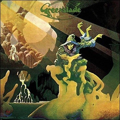 Greenslade - Greenslade (Expanded Edition) 그린슬레이드 데뷔 앨범