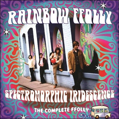 Rainbow Ffolly (레인보우 폴리) - Spectromorphic Iridescence - The Complete Ffolly