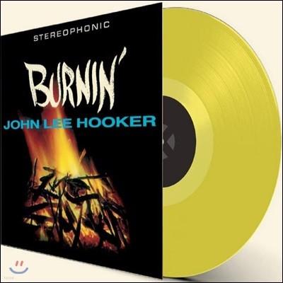 John Lee Hooker (존 리 후커) - Burnin' [옐로우 컬러 LP]