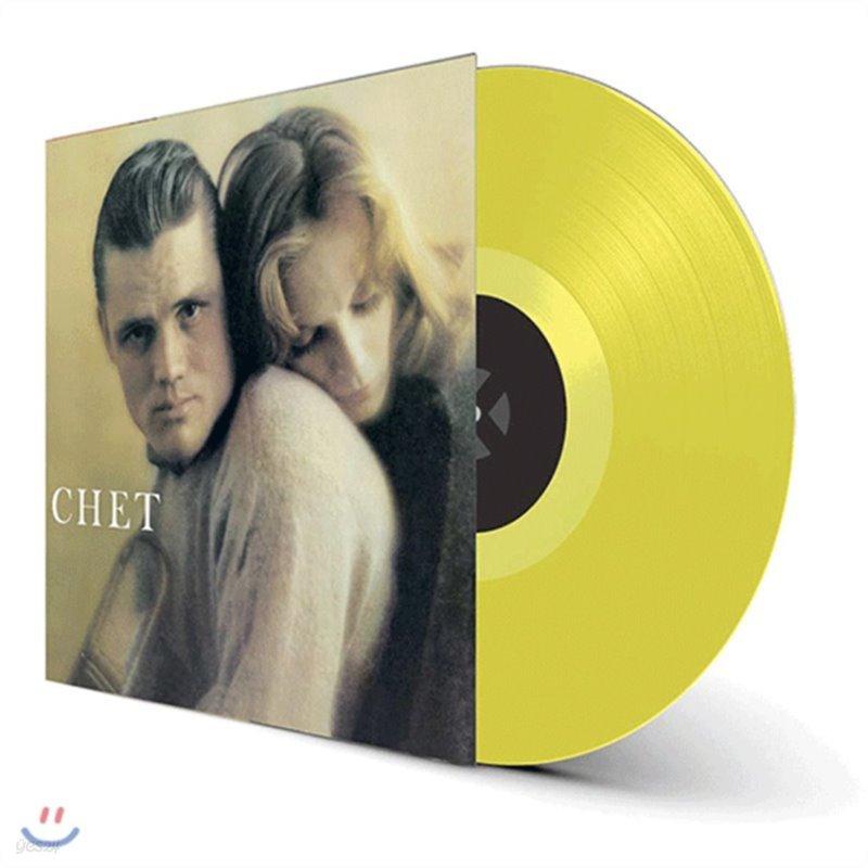 Chet Baker (쳇 베이커) - The Lyrical Trumpet Of Chet Baker [옐로우 컬러 LP]