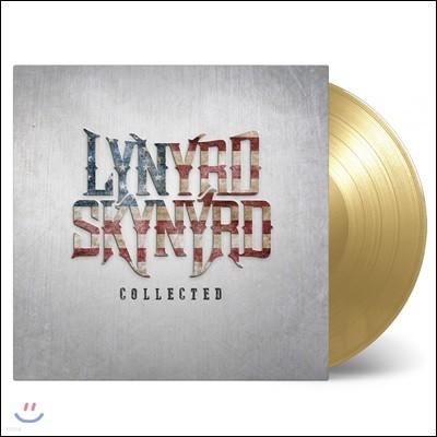 Lynyrd Skynyrd (레너드 스키너드) - Collected [골드 컬러 2LP]