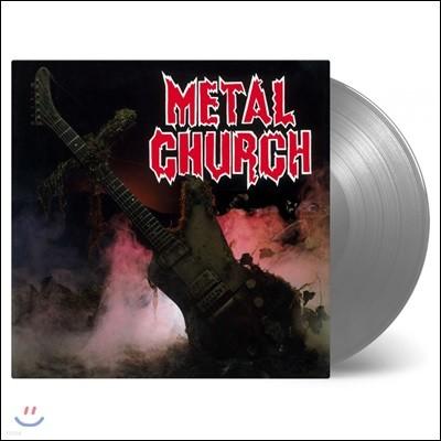 Metal Church (메탈 처치) - Metal Church [실버 컬러 LP]