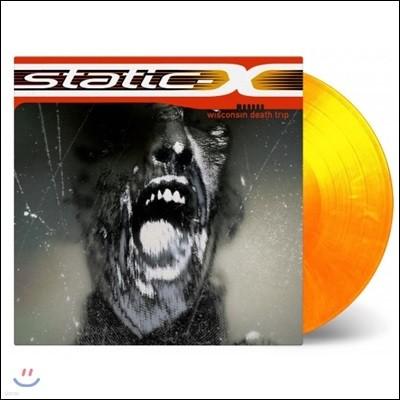 Static-X (스태틱 엑스) - Wisconsin Death Trip [오렌지 & 옐로우 믹스 컬러]
