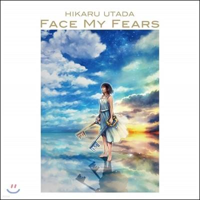 Utada Hikaru X Skrillex (우타다 히카루 X 스크릴렉스) - Face My Fears [LP]