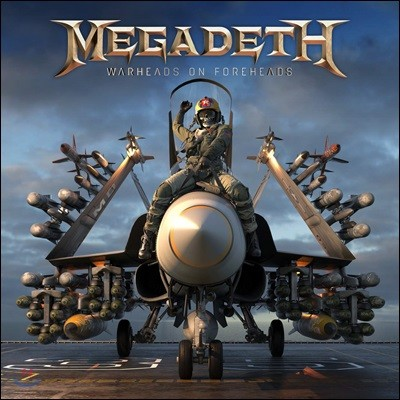 Megadeth - Warheads on Foreheads 메가데스 데뷔 35주년 기념 베스트 앨범 [4LP]