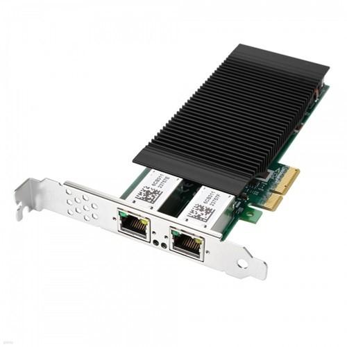 NEXT-POE3202EX4 산업용 POE PCI-E 2포트 기가랜카드