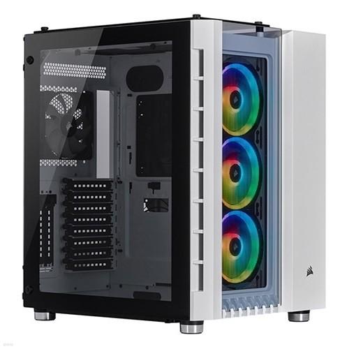 CORSAIR CRYSTAL SERIES 680X RGB 화이트