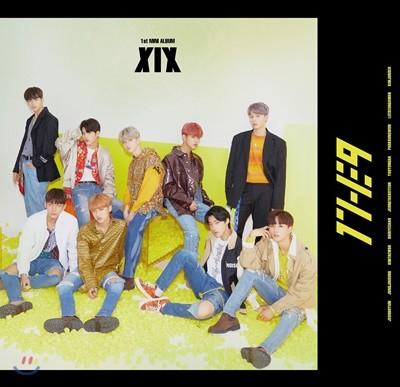원더나인 (1THE9) - 미니앨범 1집 : XIX